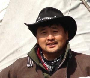 Tulga Mongolian Tour Leader
