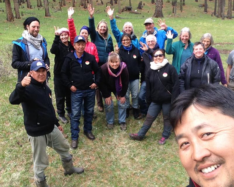 Nomadic Trails team1