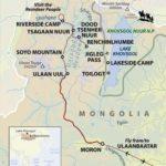 Spiritual tour Map