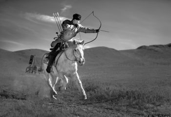 Mounted Horse Archery