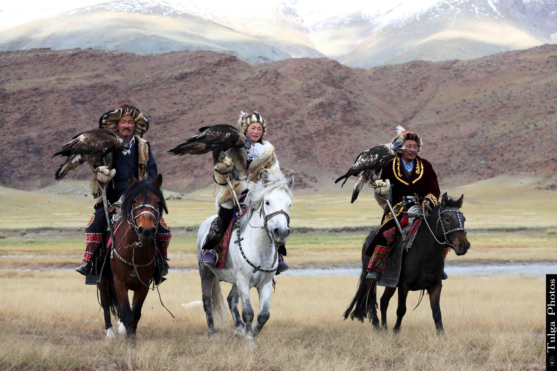 Golden Eagle Festival- Golden Eagle Hunters-Master