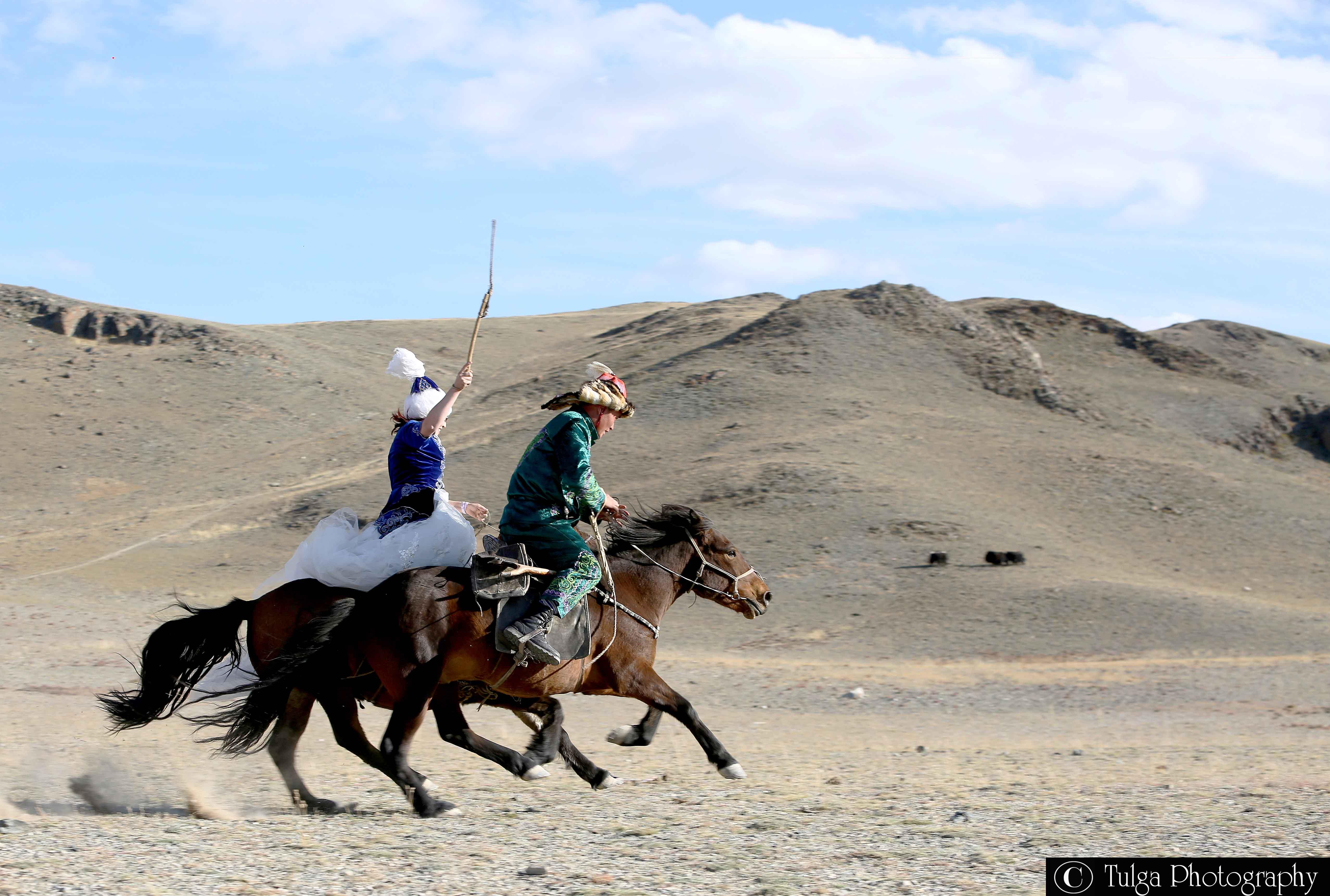 Golden Eagle Festival- Kiz Kuar- Equine Game