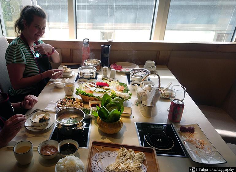 Food in Gobi