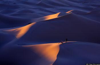 Colorful Khongor Sand Dune2